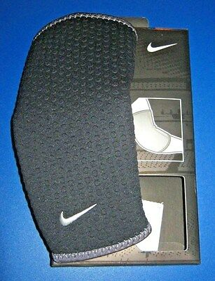 Nike Swoosh Protective Elbow Sleeve Compressive Support Black M or S Sport