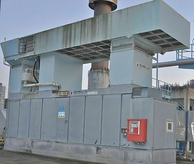 Natural Gas Power Plant 3.5 MW TUMA TURBOMACH LEROY SOMER  Centaur 40S