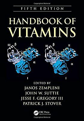 Handbook of Vitamins, Fifth Edition Copertina rigida