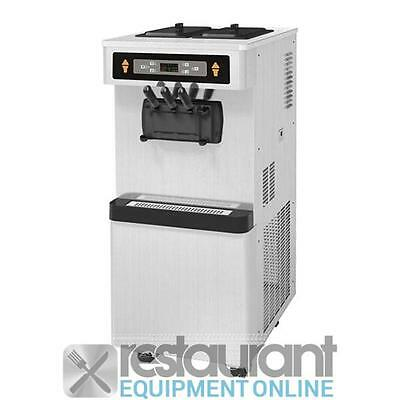 Commercial Ice Cream & Frozen Yoghurt Machines HC650 Yoghurt and Soft Serve Ice-