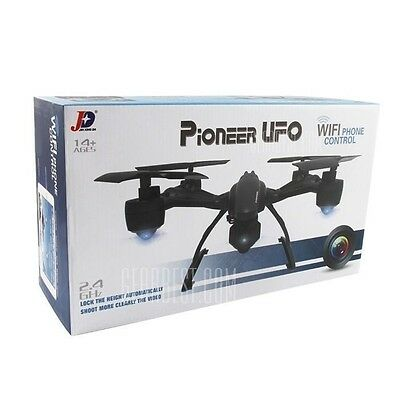 Pioneer UFO Intuitive Gyro Quadcopter Drone WIFI Control 2.4GHz 6 Axis