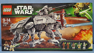 NEW Sealed Lego Star Wars *75019* AT-TE WALKER