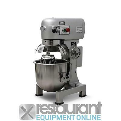 Commercial Planetary Mixers AG 7Kg/20L Planetary Mixer
