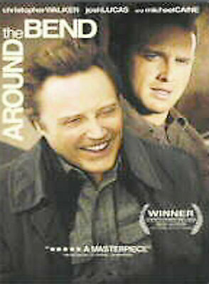 NEW DVD // Around the Bend  - Christopher Walken, Josh Lucas, Michael Caine, Gle