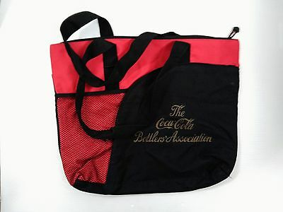 "Coca-Cola ""Bottlers Association"" Shoulder Tote - UNIQUE ITEM"