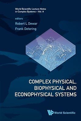 Complex Physical, Biophysical And Econophysical Systems - Proceedings Of The 22N