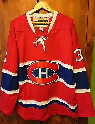 Montreal Canadiens NHL Hockey Jersey #31 PRICE Sizes L+XL