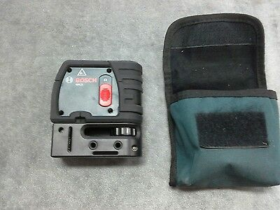 Bosch GPL3 3-Point Laser Alignment with Self-Leveling #47502-1