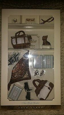 2004 Mattel Barbie Fashion Model Collection New York Yorkie Accessory Pack