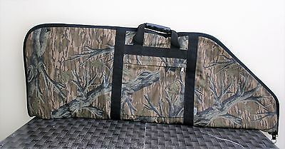 NEET Compound Archery Bow Carrying Case Camo Lightweight Deer Hunting