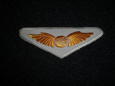 Continental  Airlines Aviation Patch Vintage 1980's Original