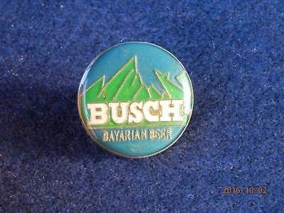 BUSCH BAVARIAN BEER  - HAT or LAPEL  PIN