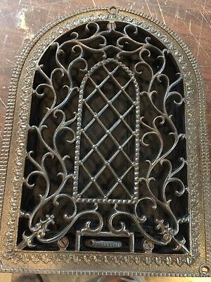 Ca 38 Antique Arch Top Heating Grate
