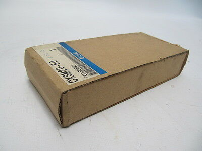 (NEW) SMC Compact Pneumatic Guided Cylinder / Slide CXSM20-50 Genuine!