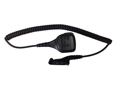 Waterproof IP56 Remote Speaker Microphone - Suits Motorola APX6000
