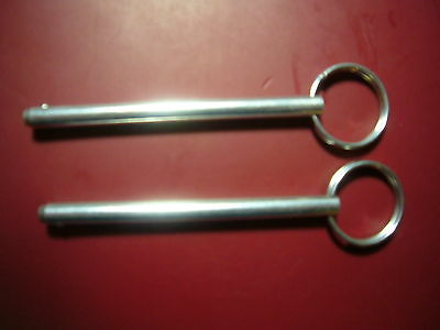 Total Gym Hitch Pins PAIR for Wingbar Fits XLS XL FIT 2000 3000 Wing Bar Pin