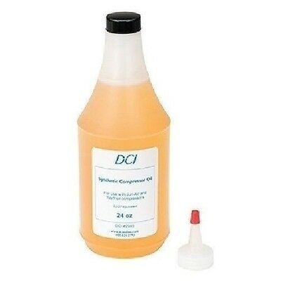 Synthetic Dental Compressor Oil ( Jun-Air and Panther Compressors ) DCI #2945