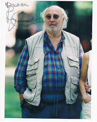 Bill Maynard - Aka Greengrass - Heartbeat  ITV - Original Signed Photo 10x8
