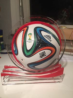 Match Used World Cup 2014 Matchball Costa Rica - England Brazuca Official Ball