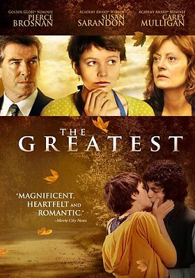 The Greatest  /BRAND NEW DVD/ Susan Sarandon, Pierce Brosnan/ /English