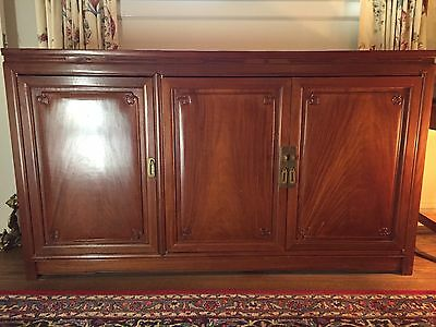 Rosewood cabinet/sideboard
