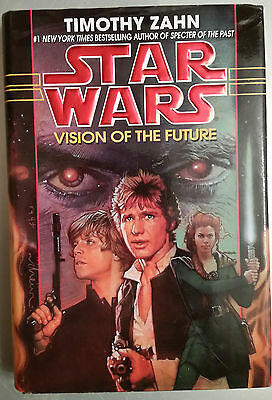 """Star Wars """"Vision of the Future"""" by Timothy Zahn HB 1st ed/1st Print"""