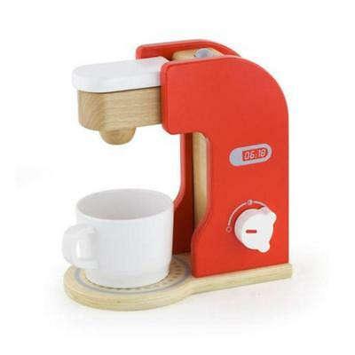NEW Viga Wooden Coffee Maker Learning  Educational Toy Kids Childrens Toys