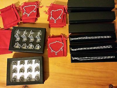 Wholesale Job Lot Costume Fashion Jewellery Chains Rings Bracelets Brand New