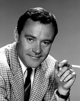 Jack Lemmon Film Actor Glossy Black & White Photo Picture Print A4