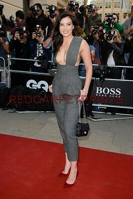 Daisy Lowe Poster Picture Photo Print A2 A3 A4 7X5 6X4