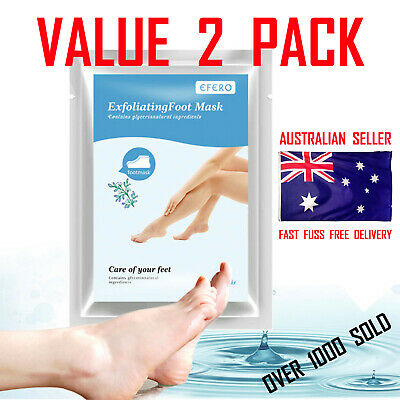 Milky Soft Feet Intense Exfoliating Foot Peel Mask For Milky Soft Feet