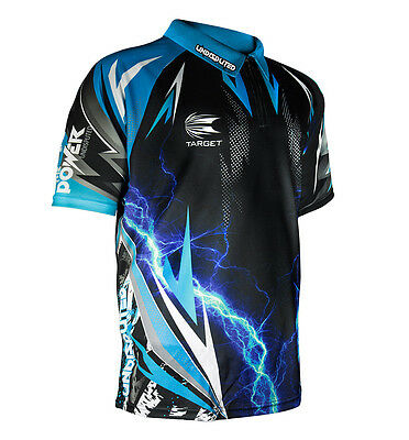 Official COOL PLAY SHIRT 2017 PHIL TAYLOR M