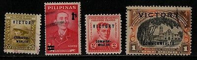 1946 Philippines Victory Stamp(F.used)