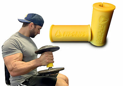 Fit Grips 2.0 - Thick / Fat Bar Training
