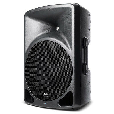 """Alto TX10 280W 10"""" 2-Way Active Powered DJ Club Band PA Speaker or Floor Monitor"""