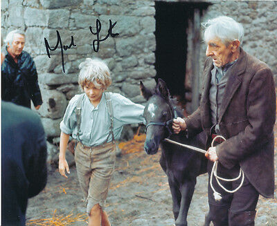 Mark Lester SIGNED photo - J643 - Black Beauty