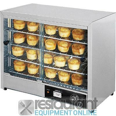 Commercial Countertop Heated Displays DH-580 Pie Warmer & Hot Food Display