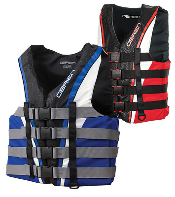 O'Brien Men's 4 Belt Pro Vest