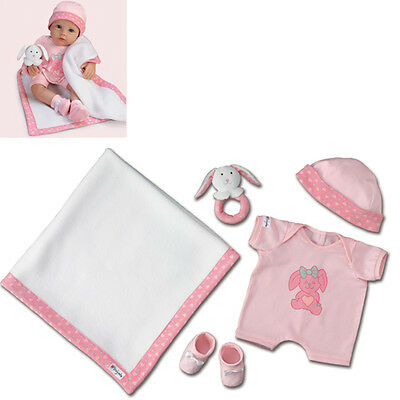 15'' Baby Doll Cloths - Welcome Home Accessory Set/so Truly Mine Accessories