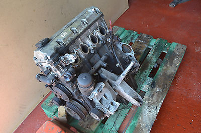 Bmw 3 Series E46 Coupe 318Ci Se 01-04' Bare Engine 1743987 / 00819657