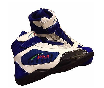 Kids/junior New Karting /Race/Rally/Track Boots with Synthetic Leather & suede