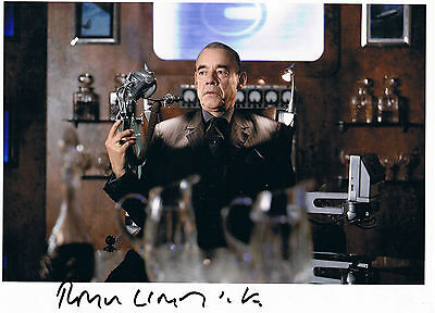 Roger Lloyd Pack - Only Fools and Horses - Original  Signed Photograph 10 x 8