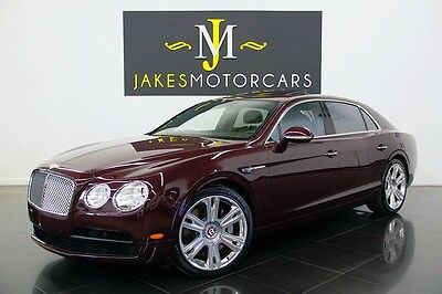 2015 Bentley Flying Spur  2015 Bentley Flying Spur V8, $227K MSRP, SPECIAL ORDER COLOR, $90,000 OFF MSRP!
