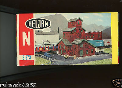 HELJAN train kit B 673 ...unused... complete from Denmark cool model