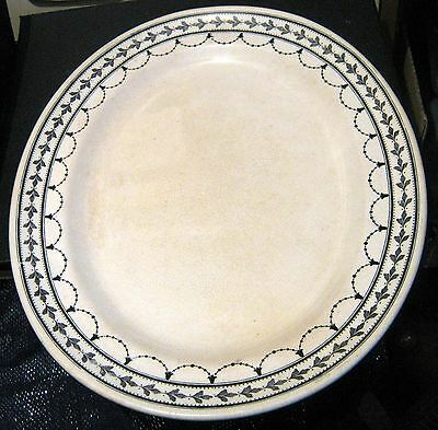 Great vintage Minton Platter Fontainebleau pattern approx 13ins x 10.5ins
