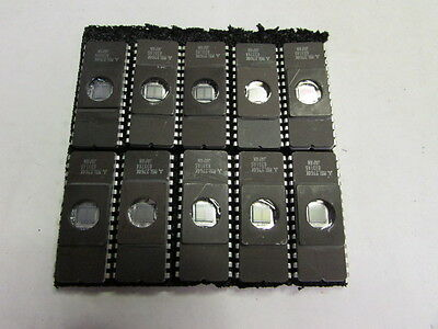 M5L2764K IC Integrated Circuit 28Pin - Lot of 10 Pieces USED TESTED CLEANED