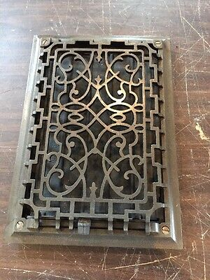 Ca 53 Antique Wall Mount Heating Great 9.5 X 13.375