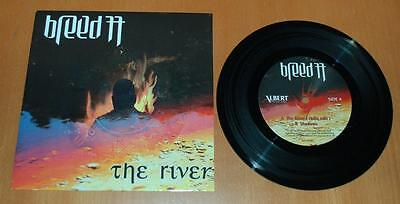 """Breed 77 - The River - 2003 UK 7"""" Single"""