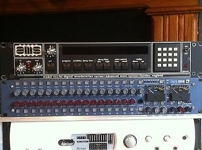 reverb AMS RMX16 fully recapped by AMS-NEVE England