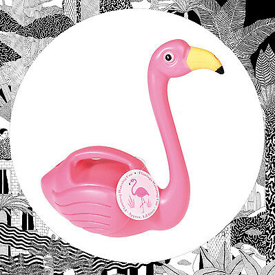 Flamingo Watering Can- Retro Pink Gardening Water Can Plants Vintage Tropical